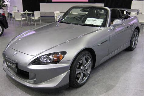 File:2007 Honda S2000 TypeS.jpg - Wikimedia Commons