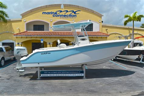 Sea Fox Boats Dealers by Used 2010 Sea Fox 256 Center Console Boat For Sale In West