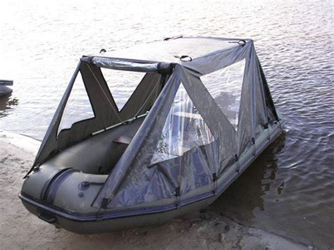 boat tent inflatable fishing boat with tent camping tips food pinterest lakes love this and my father