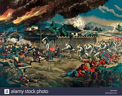 Boxer Rebellion Battle China During Wallpapers 4k