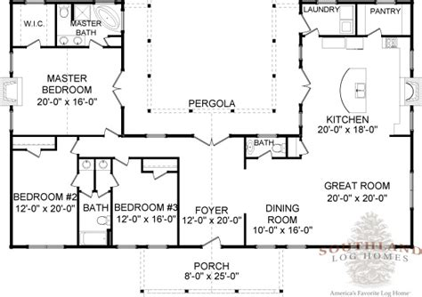 seasons plans information southland log homes