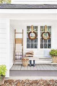 32, Fall, Porch, Decorating, Ideas