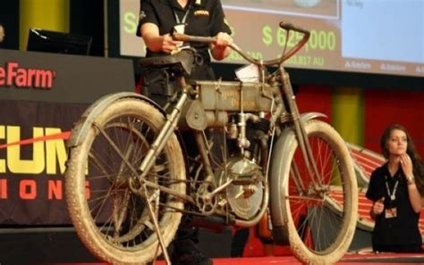 Top Ten Most Expensive Motorbikes Ever Sold At Auction
