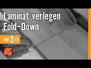 Hornbach Laminat Verlegen : version 2013 laminat verlegen fold down anleitung ~ Articles-book.com Haus und Dekorationen