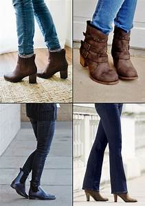 How to Wear Ankle Boots with Jeans Skirts and Dresses | Style Wile