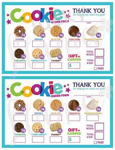 Best 25 order form ideas on pinterest order form for Girl scout order form template