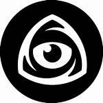 Icon Iconfinder Icons Vector Pro Eye Circle