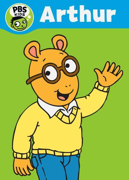 Arthur PBS Cartoon Characters