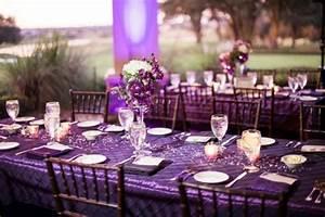 Ausgefallene Hochzeitsdeko Ideen : mehr als 40 ideen zum thema tischdeko lila ~ Sanjose-hotels-ca.com Haus und Dekorationen