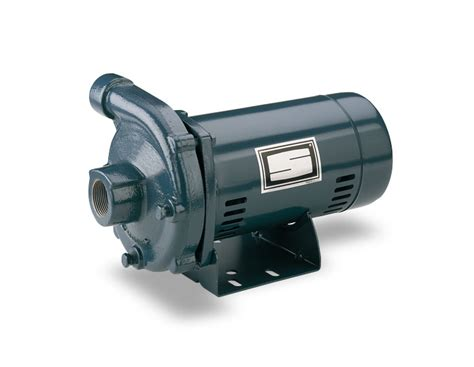 Sta-rite High Head Centrifugal Pump, Noryl Impeller