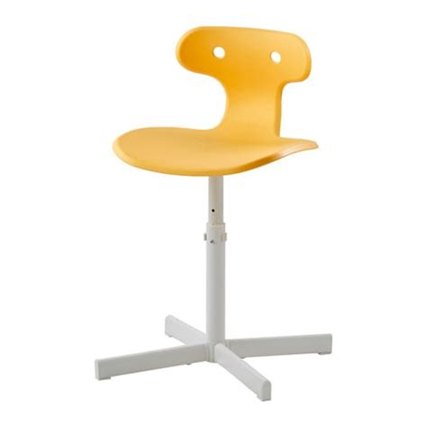 chaise jaune ikea molte desk chair yellow ikea