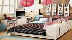 decorating the dream room of a teenage girl tcg With teen girl room ideas with cute decoration items