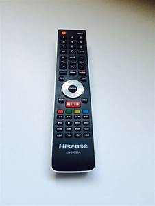 Hisense Tv Remote Control For 50k610gn 55k610gwn