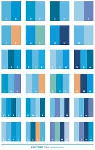 Light blue color schemes, color combinations, color ...
