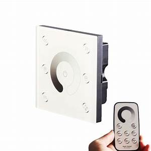 Led Touch Dimmer : wall mount led touch dimmer controller brightness dimming controller ~ Frokenaadalensverden.com Haus und Dekorationen