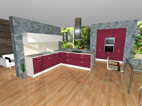 cuisine grise et bordeaux cuisine bordeaux et blanc cuisine moderne liban 51 reims cuisine moderne liban 51 reims