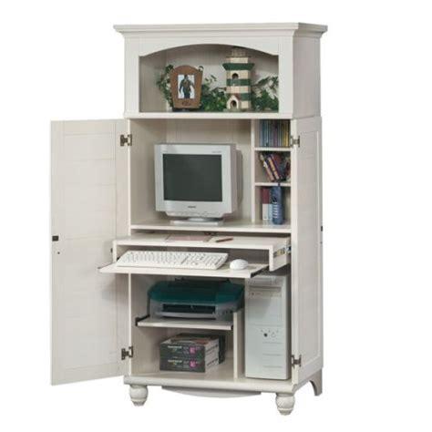 computer desk with doors amazon com antique white shutter door computer desk