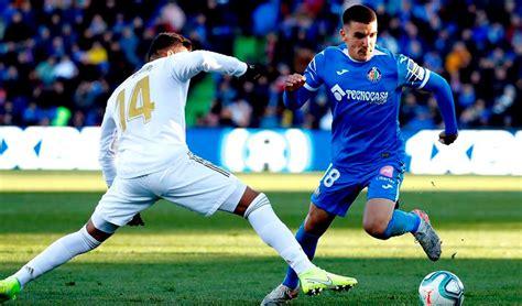 Real Madrid ganó 3-0 al Getafe con goles de Raphael Varane ...