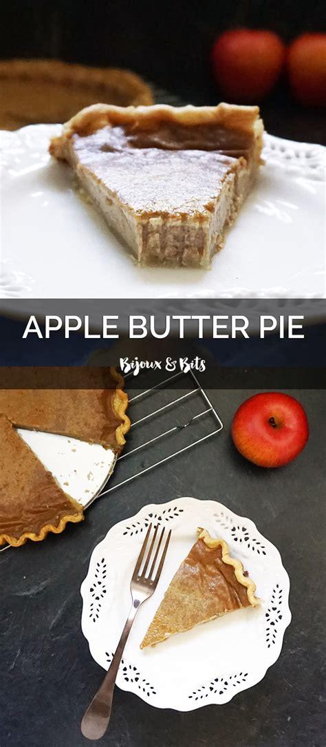 apple butter pie bijoux bits