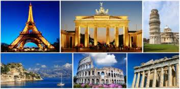 top 10 desirable places to travel across the world