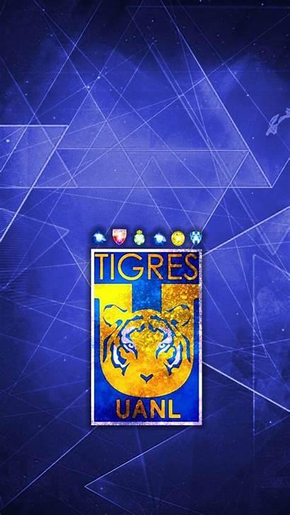 Tigres Uanl Monterrey Campeon Futbol Nicolas Norte