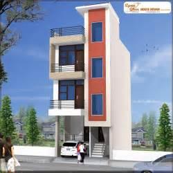 2 floor house independent floor design apnaghar house design page 2