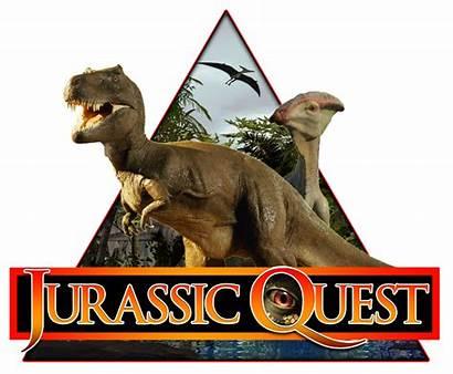 Quest Jurassic Dinosaur Dinosaurs Jurassicquest Exhibit Event