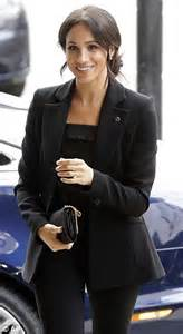 Meghan Markle helps Amal Clooney create a taste of Soho at ...
