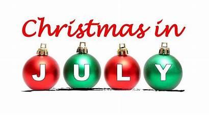 July Christmas Australia Drive Australian Merry Clay