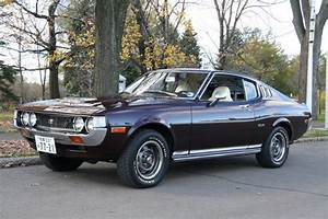 "Toyota Celica, ""Nice mustang!"" since 1970 #musclematters"
