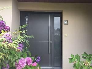 Porte D Entrée Tiercée : dov ouvertures porte d 39 entree double tierce k line en ~ Carolinahurricanesstore.com Idées de Décoration