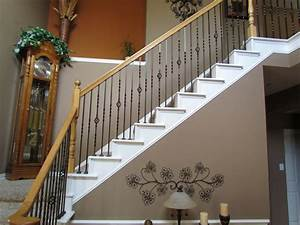 Iron Balusters Iron Stair Parts Stair Railing Metal