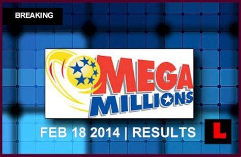 mega millions winning numbers february  results grow