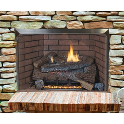 vent free outdoor fireplace ihp superior vre40000 vent free outdoor firebox