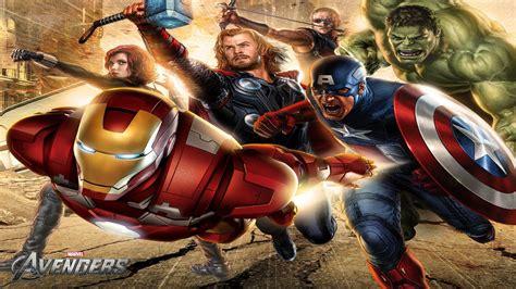 Avengers Wallpapers Hd  Wallpaper Cave