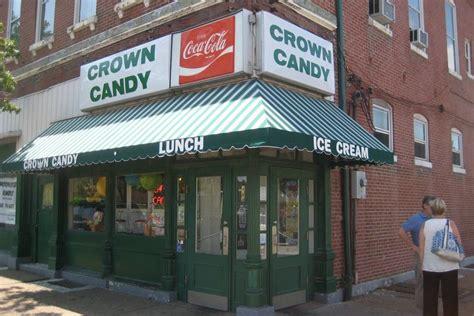 crown candy kitchen st louis restaurants review