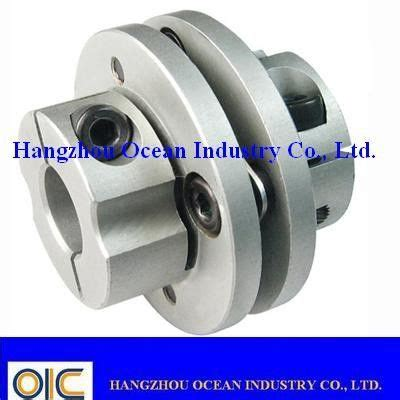 flange coupling type
