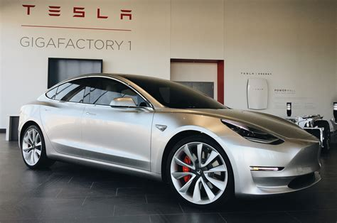 Tesla Model 3 What To Expect