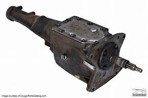 Manual Transmission - 4 Speed - BOSS 302 / 351 - Used ~ 1970 Mercury Cougar / 1970 Ford Mustang ...