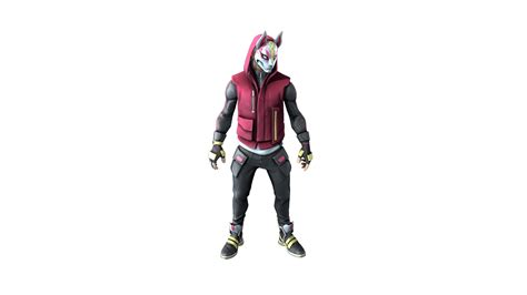 Drift Fortnite Outfit Skin How To Upgrade, Stages, Details