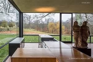 Glass House 2 : glass house philip johnson sim n garc a arqfoto ~ Orissabook.com Haus und Dekorationen
