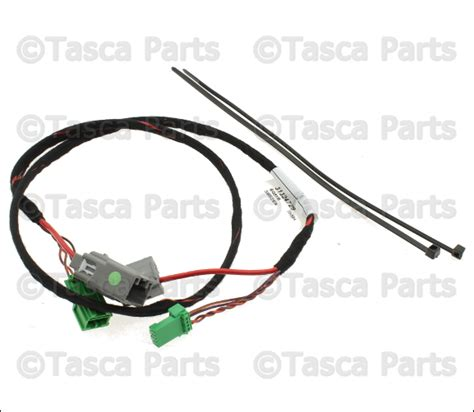 brand new oem tow bar wiring harness cable 2008 2015 volvo