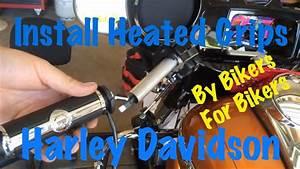 Wiring Diagram Database  Harley Davidson Heated Grips