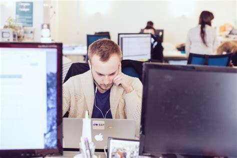 travailler dans un bureau travailler dans un environnement bruyant est plus productif