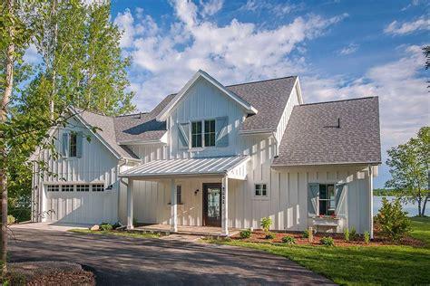 Open Layout Farmhouse House Plan