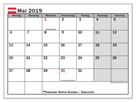 kalender mai oesterreich michel zbinden de