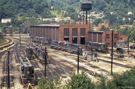 nw mullens wv motor barn appalachian railroad modeling