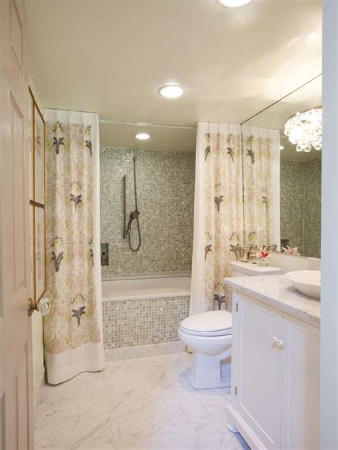 Shower Curtains For Small Bathrooms by 23 Bathroom Shower Curtain Ideas Photos Remodel