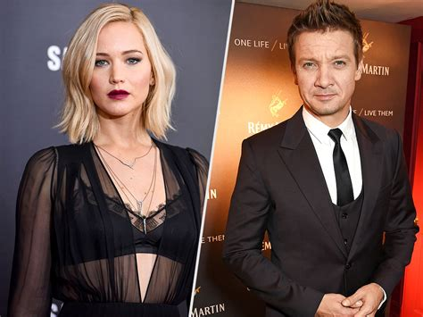 Jennifer Lawrence Jeremy Renner Are Cousins