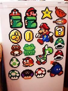 Bügelperlen Super Mario : serenaazureth mario fridgeofgoodies video game art b gelperlen hama hama perlen ~ Eleganceandgraceweddings.com Haus und Dekorationen